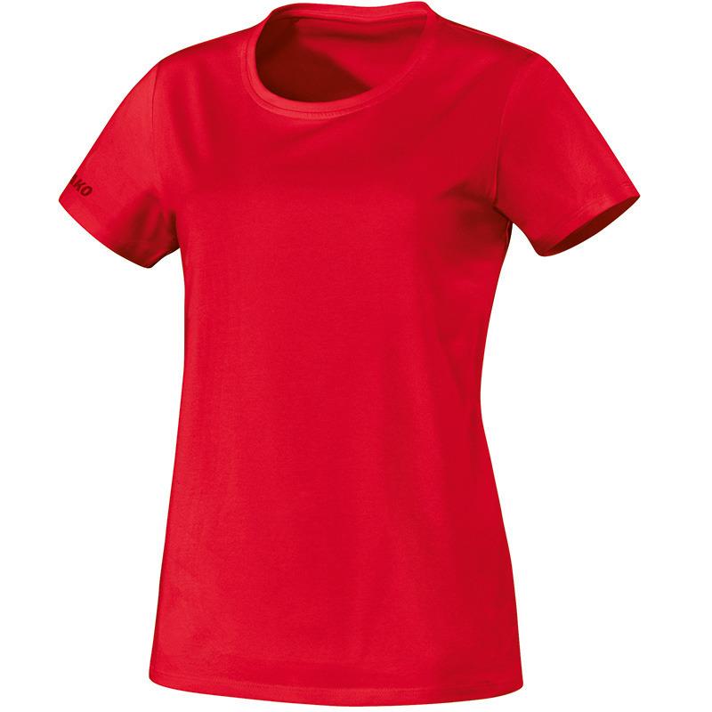 JAKO Shirt Team rot Damen