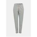 Esprit Pants Jersey-Stretch mit Color-Block-Streifen grau Damen
