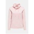 Esprit Sweatshirt mit Fleecefutter, E-Dry rosa Damen (Größe XL)
