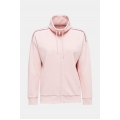 Esprit Sweat Cardian mit Tunnelkragen rosa Damen