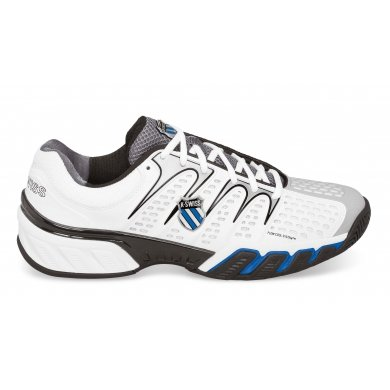 KSwiss BigShot 2 weiss/blau Tennisschuhe Herren (Größe 49)