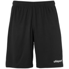 uhlsport Short Basic Center 2019 schwarz/weiss Boys