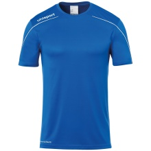uhlsport Trikot Stream 22 2019 azurblau/weiss Boys