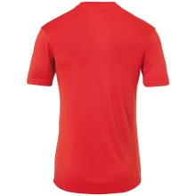 uhlsport Trikot Stream 22 2019 rot/weiss Boys