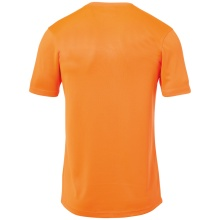 uhlsport Trikot Stream 22 2019 orange/schwarz Boys