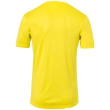 uhlsport Trikot Stream 22 2019 limonengelb/azurblau Boys