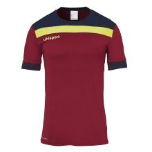 uhlsport Tshirt Offense 23 2020 bordeaux Herren
