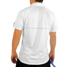 KSwiss Polo Accomplish 2012 weiss Herren