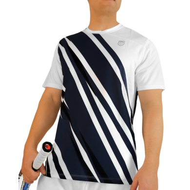 KSwiss Tshirt Slash Crossover Herren