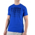 KSwiss Tshirt Spell-Out classicblue Herren