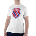KSwiss Tshirt Logo weiss Herren