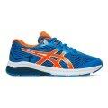 Asics GT 1000 8 GS blau Freizeit-Laufschuhe Kinder