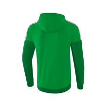 Erima Präsentationsjacke Squad 2020 grün/smaragd/grau Herren