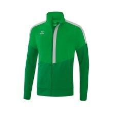 Erima Jacke Squad Worker 2020 grün/smaragd/grau Boys