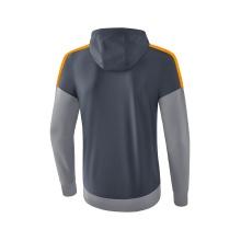 Erima Trainingsjacke Squad 2020 grau/orange Herren