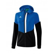 Erima Trainingsjacke Squad 2020 royal/schwarz/weiß Damen