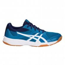 Asics Gel Upcourt 3 blau Indoorschuhe Herren