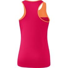 Erima Tank 5-C 2019 rosa/peach/weiß Damen