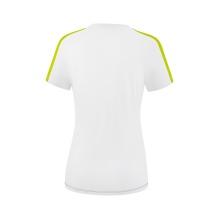 Erima Shirt Squad 2020 weiß/grau/lime Damen