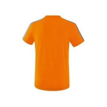 Erima Tshirt Squad 2020 orange/grau Boys