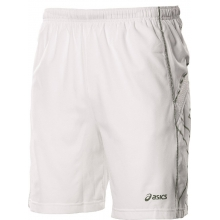 Asics Short Resolution weiss Herren