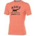 Asics Tshirt Logo Performance orange Herren