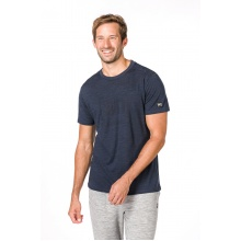 super natural Tshirt Essential I.D. 2019 navy Herren