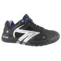 Hi-Tec S702 schwarz/blau Indoorschuhe Herren (Größe 41,5)