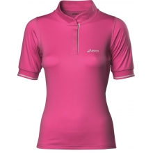 Asics Polo Break 2014 pink Damen