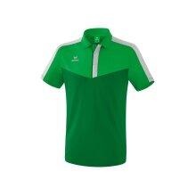 Erima Polo Squad 2020 grün/smaragd/grau Herren