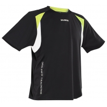 Salming Tshirt Training 365 schwarz Herren