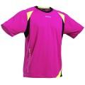 Salming Tshirt Training 2014 magenta Herren (Größe L)