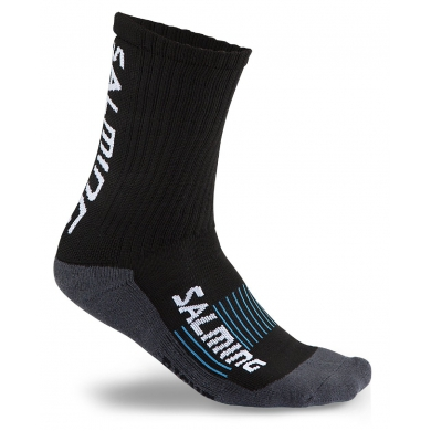 Salming Indoorsocke Advanced schwarz Herren