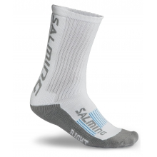 Salming Indoorsocke Advanced weiss Herren