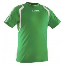 Salming Tshirt Rex Game grün Herren