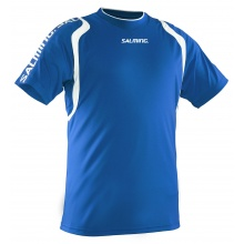Salming Tshirt Rex Game 2018 royal Herren