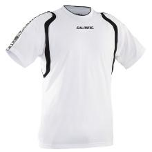 Salming Tshirt Rex Game weiss Herren