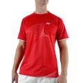 Yonex Tshirt Melbourne rot Herren