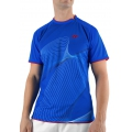 Yonex Tshirt Melbourne blau Herren