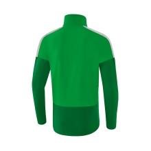 Erima Langarmshirt Squad Worker 2020 grün/smaragd/grau Herren