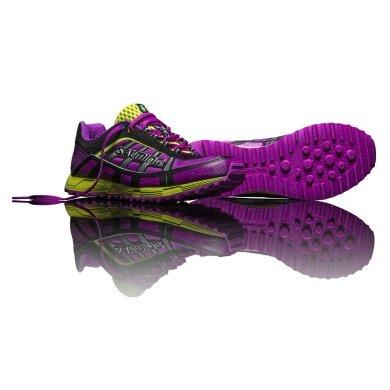 Salming Trail T1 2015 violett Laufschuhe Damen