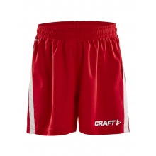 Craft Short Pro Control rot/weiss Boys