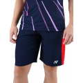 Yonex Short New York navy/rot Herren (Größe XL)