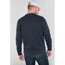 Alpha Industries Pullover Basic (Baumwolle) Sweater navy Herren