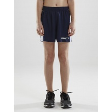 Craft Short Pro Control navy/weiss Boys