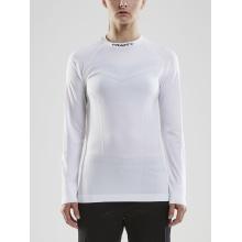 Craft Langarmshirt Pro Control Seamless (nahtlos) Unterwäsche weiss Damen