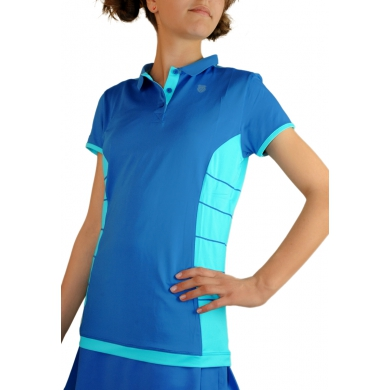KSwiss Polo Game blau Girls (Größe 152+164)