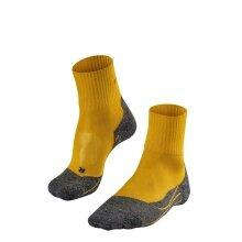 Falke Trekkingsocke TK2 Short Cool mustard Herren 1er