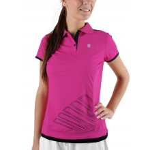 KSwiss Polo Big Shot rose Damen