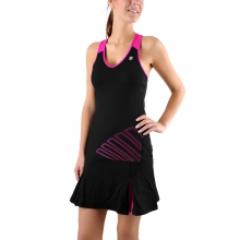 KSwiss Kleid Big Shot schwarz/rose Damen